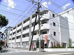 東京都大田区仲池上1丁目の賃貸マンションの外観