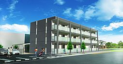 新築ベルカーサH・S[301号室]の外観