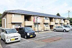 千葉県茂原市小轡の賃貸アパートの外観