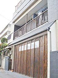 東京都足立区小台2丁目の賃貸アパートの外観