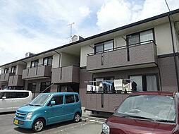 二瀬川ノーバA[2階]の外観