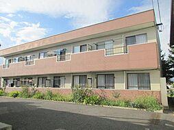 長野県長野市大字川合新田の賃貸アパートの外観