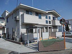 神奈川県厚木市妻田南1丁目の賃貸アパートの外観
