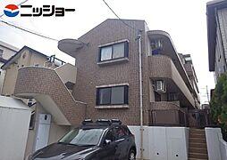 HKマンション北沢西棟[1階]の外観