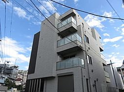 神奈川県川崎市高津区梶ケ谷3丁目の賃貸マンションの外観