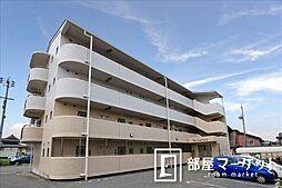 愛知県豊田市井上町5丁目の賃貸マンションの外観