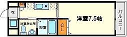 DO-Z[8階]の間取り