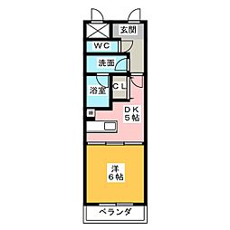 枇杷島駅 5.5万円