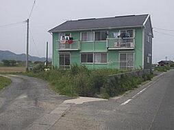 プレジールフラワーC[1階]の外観