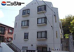 DOMUS−NANZAN[2階]の外観