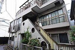 コーポ北沢[101号室]の外観