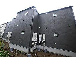 神奈川県川崎市宮前区有馬8丁目の賃貸アパートの外観