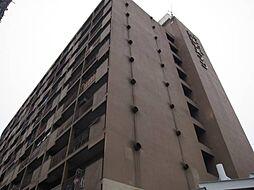 大阪府大阪市住吉区苅田10丁目の賃貸マンションの外観
