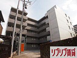 千葉県千葉市中央区長洲2丁目の賃貸マンションの外観