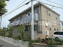 [テラスハウス] 香川県高松市林町 の賃貸【/】の外観