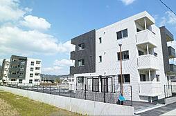 プレステージ福津B[4階]の外観
