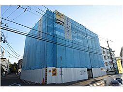 仮称)LOCUS1 南武庫之荘1丁目新築[201号室]の外観