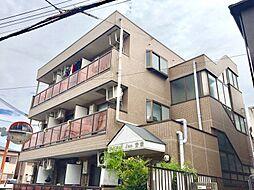 大阪府高槻市安満新町の賃貸マンションの外観