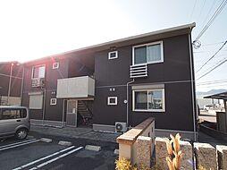 奈良県香芝市良福寺の賃貸アパートの外観