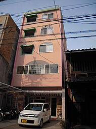 ミリオンスクエアーアパートメント[2階]の外観