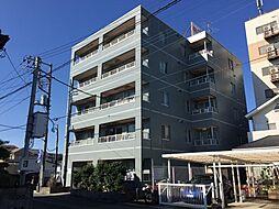 埼玉県行田市清水町の賃貸マンションの外観