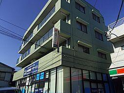 葉山ビル[4階]の外観