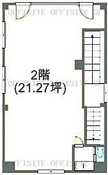 小田急小田原線 成城学園前駅 徒歩3分の賃貸事務所