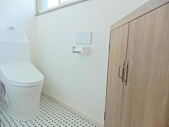[トイレ]温水...