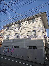 東京都目黒区上目黒3丁目の賃貸マンションの外観
