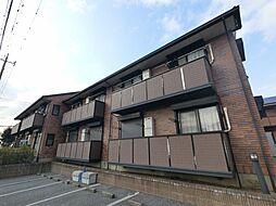 千葉県四街道市めいわ2の賃貸アパートの外観