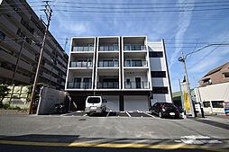 パインテールKII城南[3階]の外観