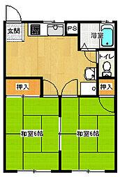 丹荘駅 3.5万円