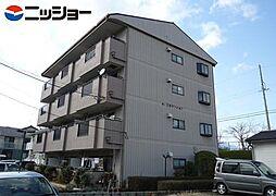 第一三栄マンション[1階]の外観