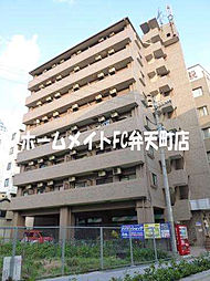 エクシード菅野[4階]の外観
