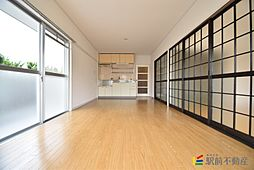 福岡県福岡市東区大字三苫3丁目の賃貸マンションの外観