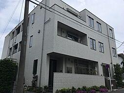 東京都三鷹市井の頭2丁目の賃貸マンションの外観