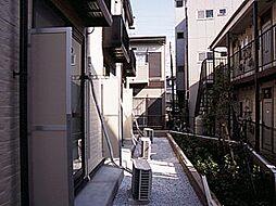 レオパレスリルト和田町[204号室]の外観
