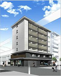 オーバルコート京都三条通[7階]の外観