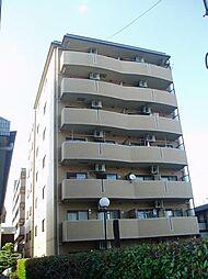 京都府京都市南区上鳥羽高畠町の賃貸マンションの外観