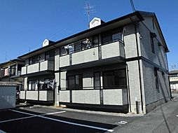 セジュールピュア A棟[2階]の外観
