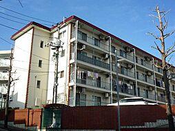 グリーンヒル藤が丘D[3階]の外観