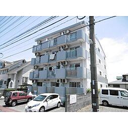 熊本県熊本市東区長嶺南2丁目の賃貸マンションの外観