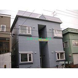 北海道札幌市東区北二十七条東16丁目の賃貸アパートの外観