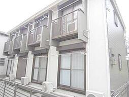 コーポ飯島[1階]の外観