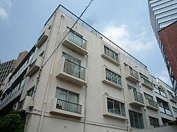 東京都中野区中野4丁目の賃貸マンションの外観