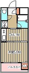 プラタナス[1階]の間取り