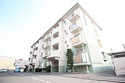 滋賀県大津市蓮池町の賃貸マンションの外観