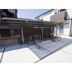 奈良県奈良市尼辻西町の賃貸アパートの外観