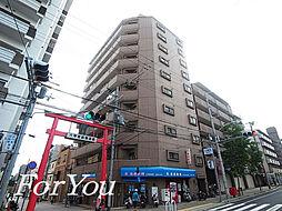 兵庫県神戸市灘区六甲町1丁目の賃貸マンションの外観