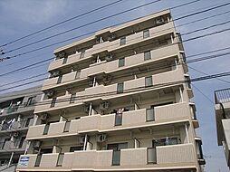 ペルル和白丘[4階]の外観